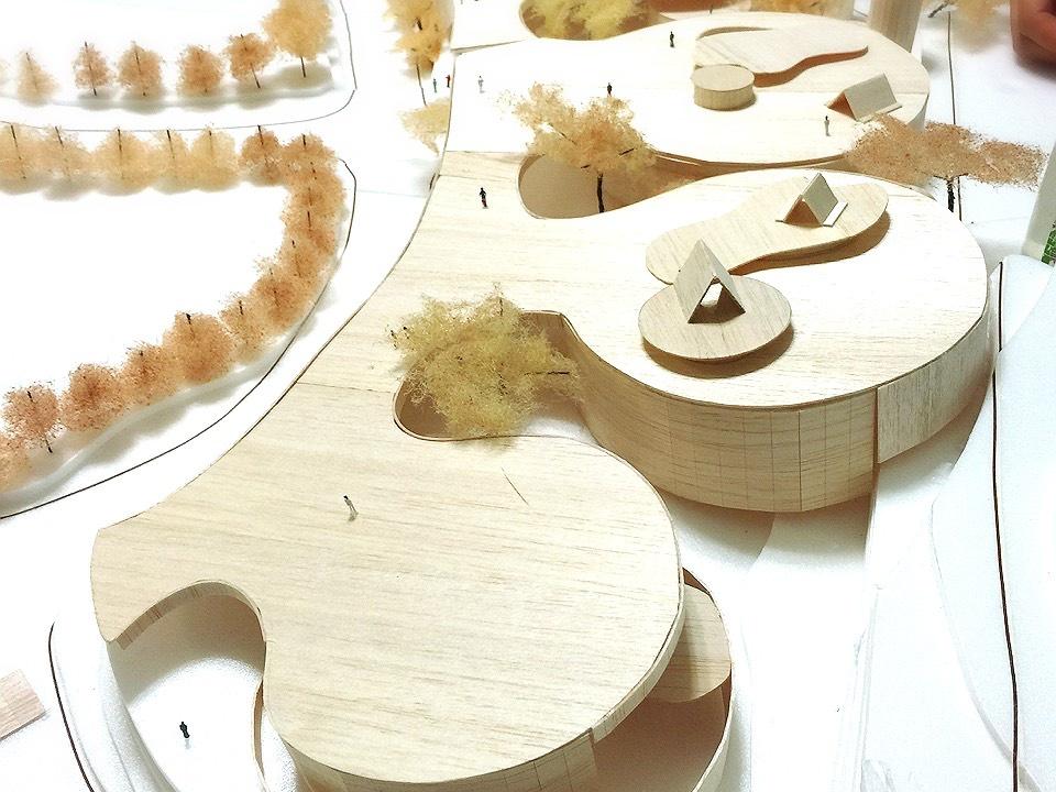 德築-DEZU-project-龍潭森活村-architecture-building-model-3