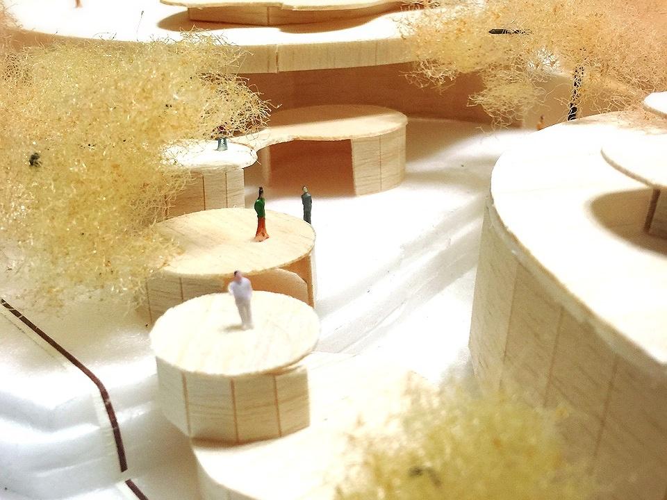 德築-DEZU-project-龍潭森活村-architecture-building-model-4