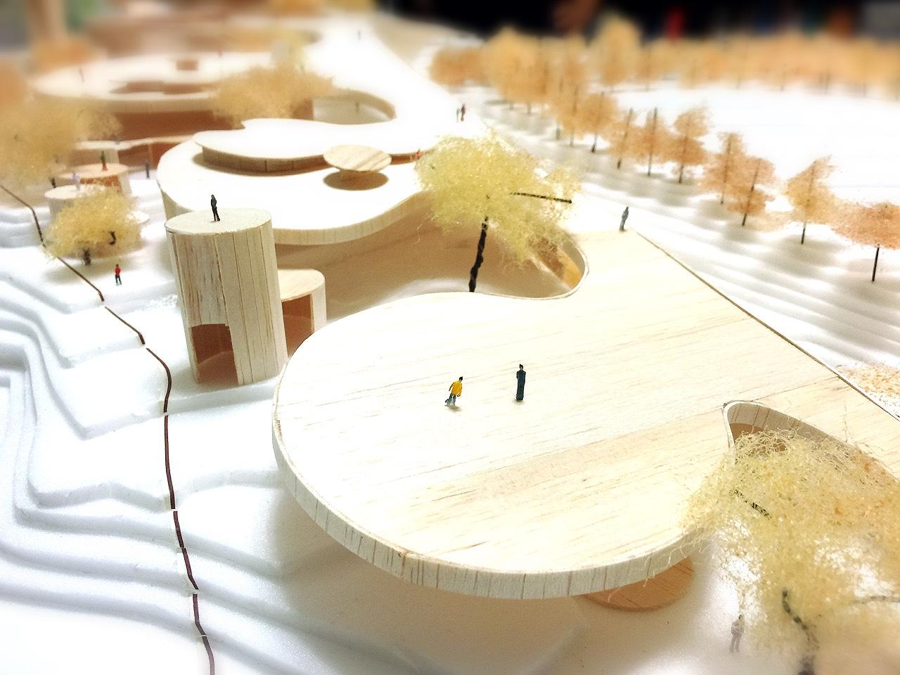 德築-DEZU-project-龍潭森活村-architecture-building-model-5