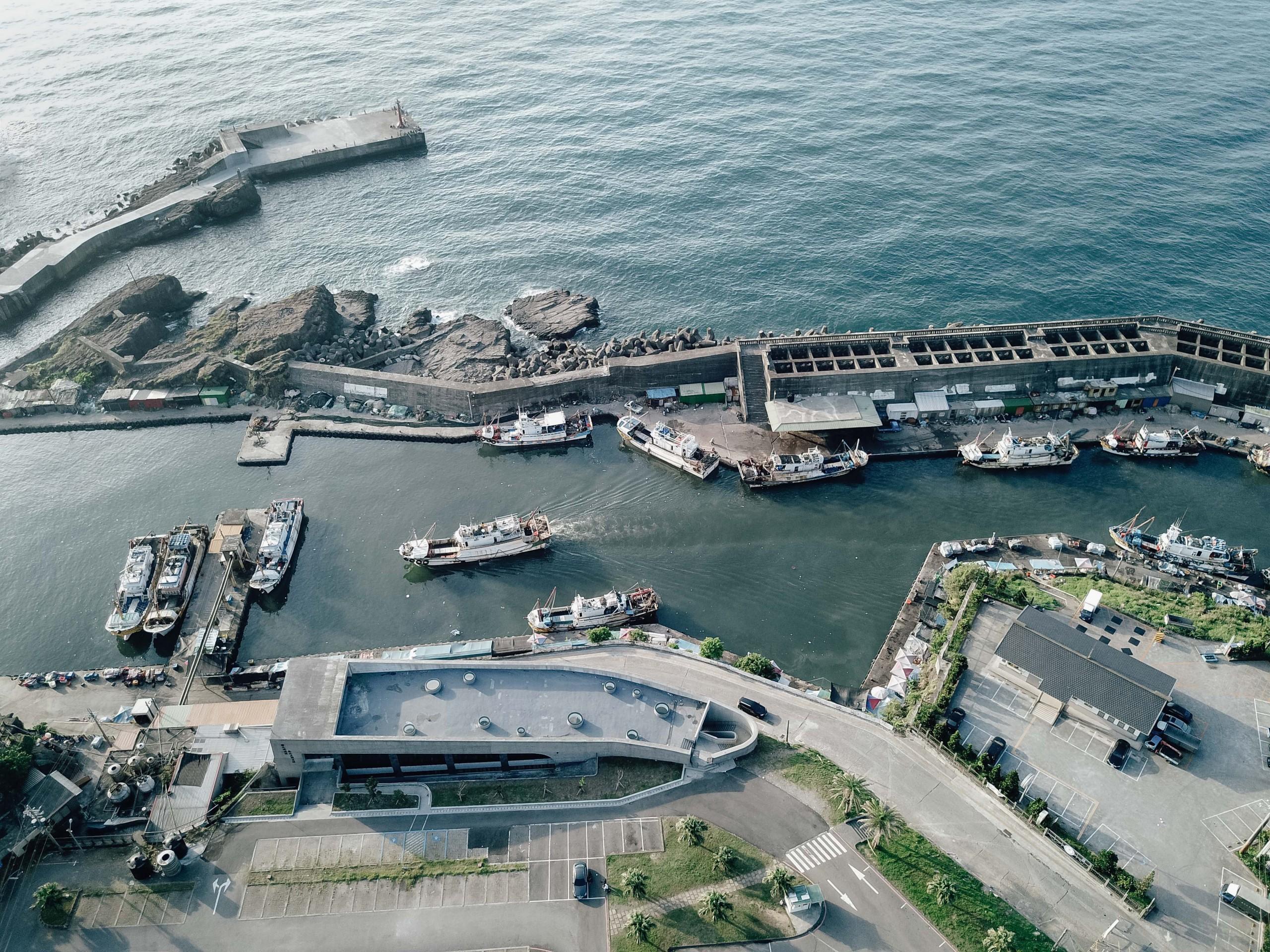 德築-DEZU-project-大溪漁港-architecture-building-1