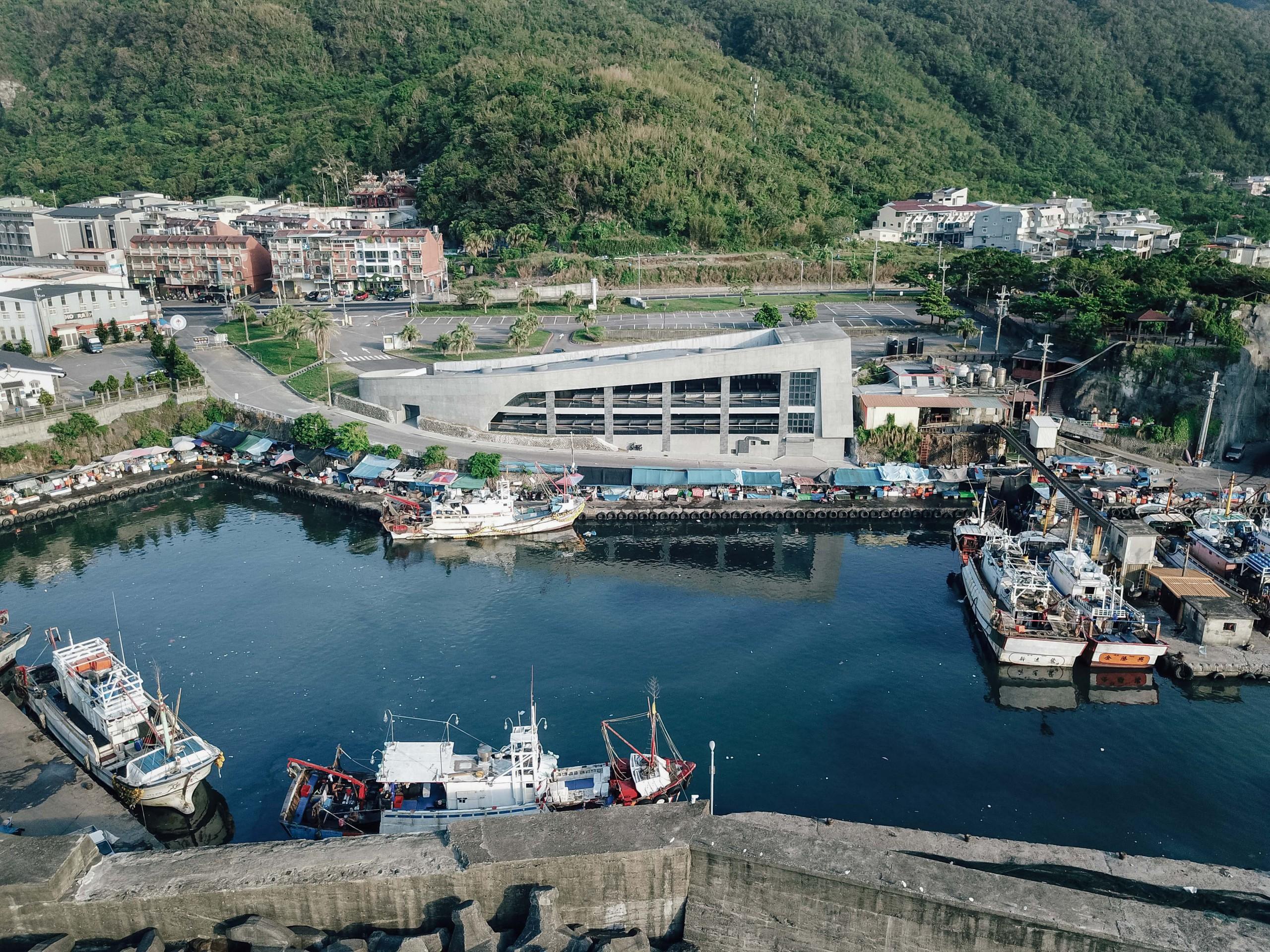 德築-DEZU-project-大溪漁港-architecture-building-2
