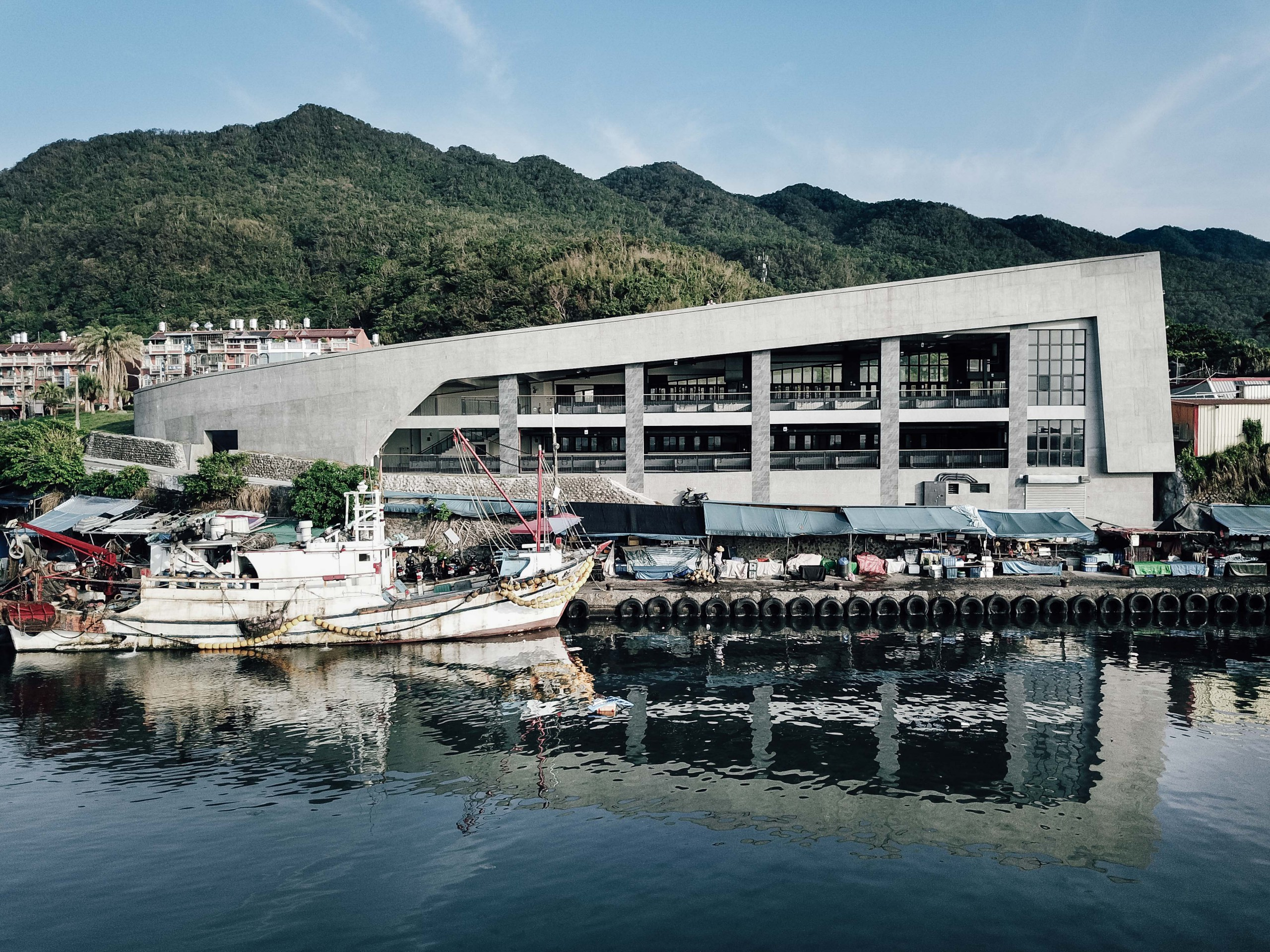 德築-DEZU-project-大溪漁港-architecture-building-3