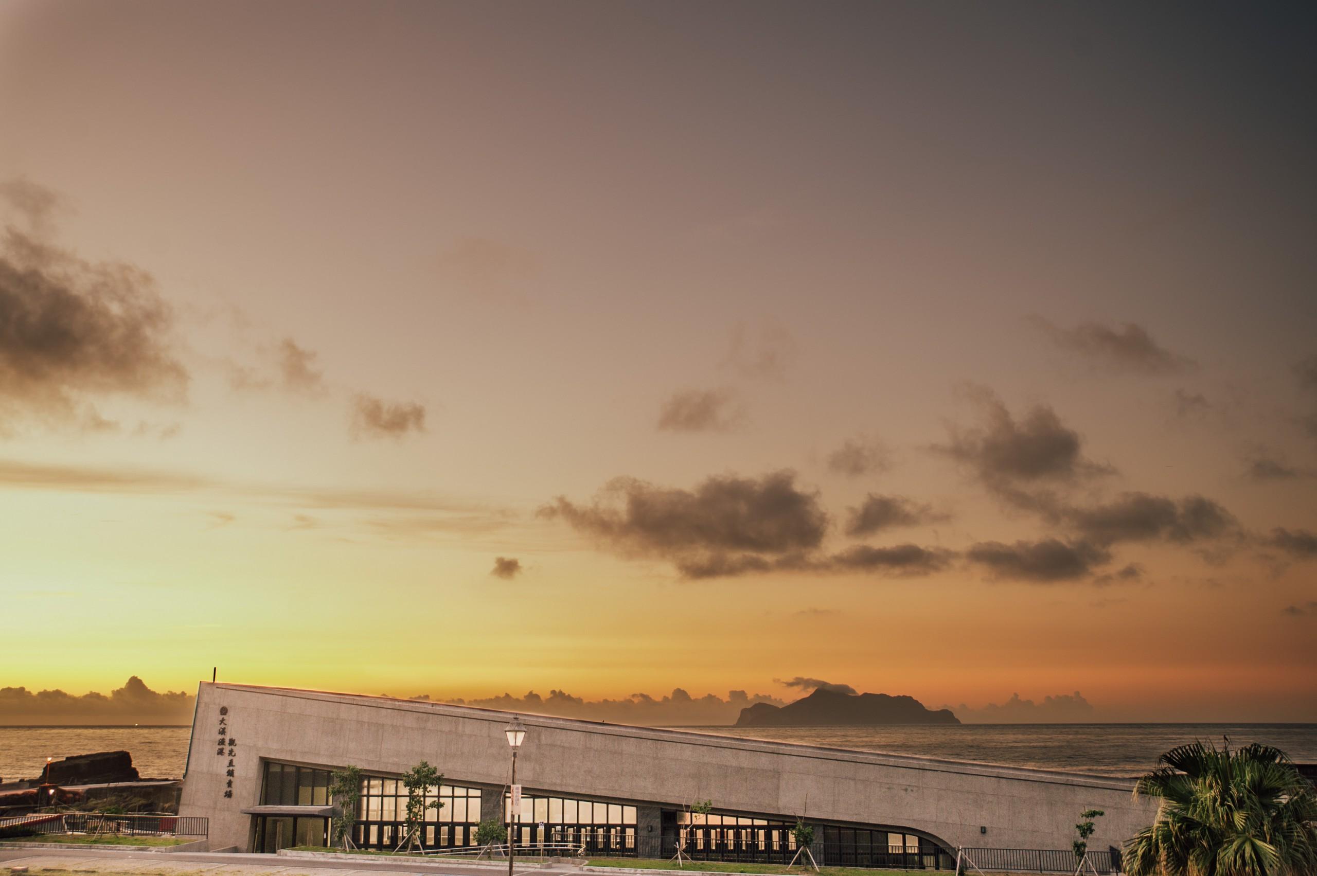 德築-DEZU-project-大溪漁港-architecture-building-4