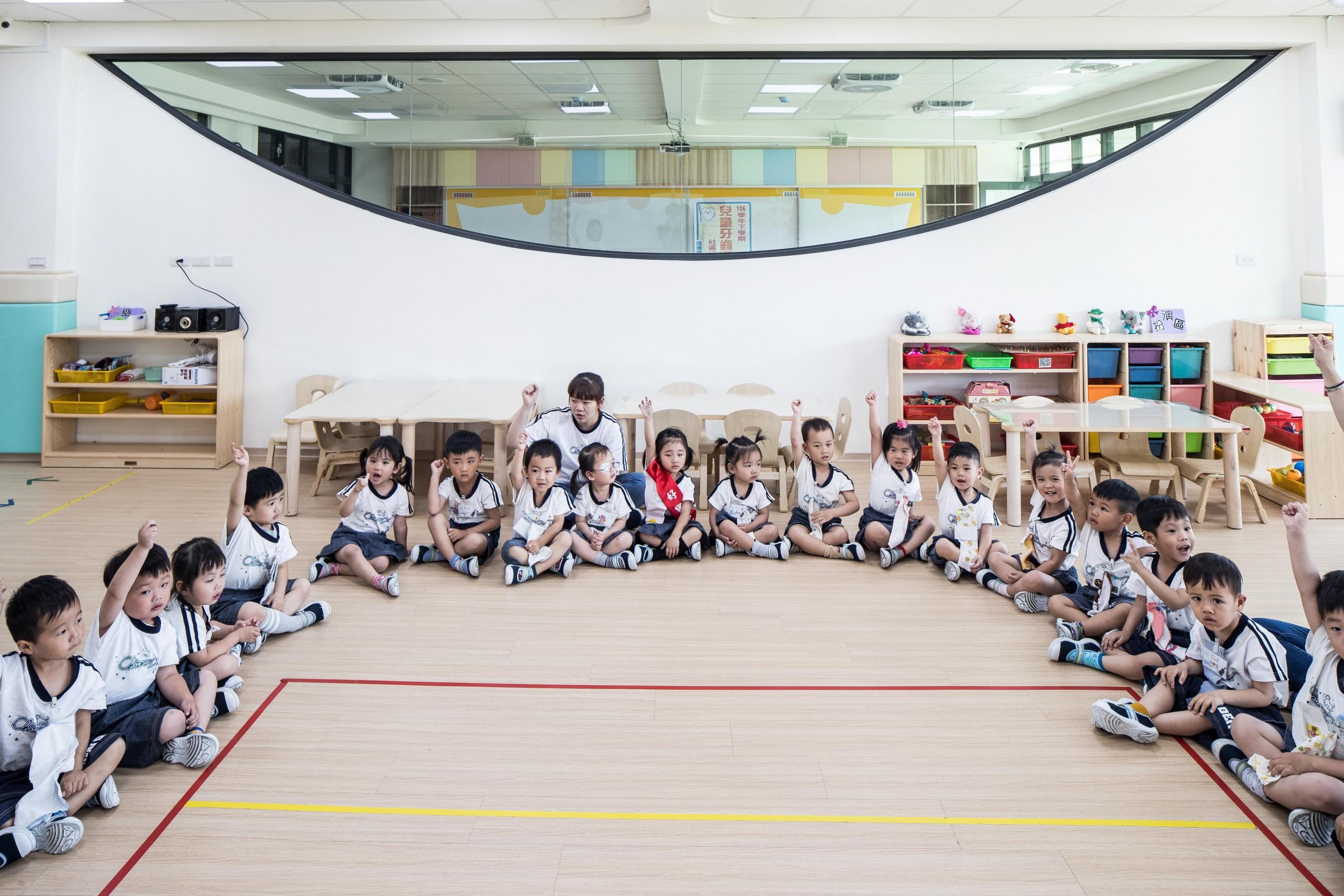 新北市成德幼兒園,宜蘭建築師,德築建設