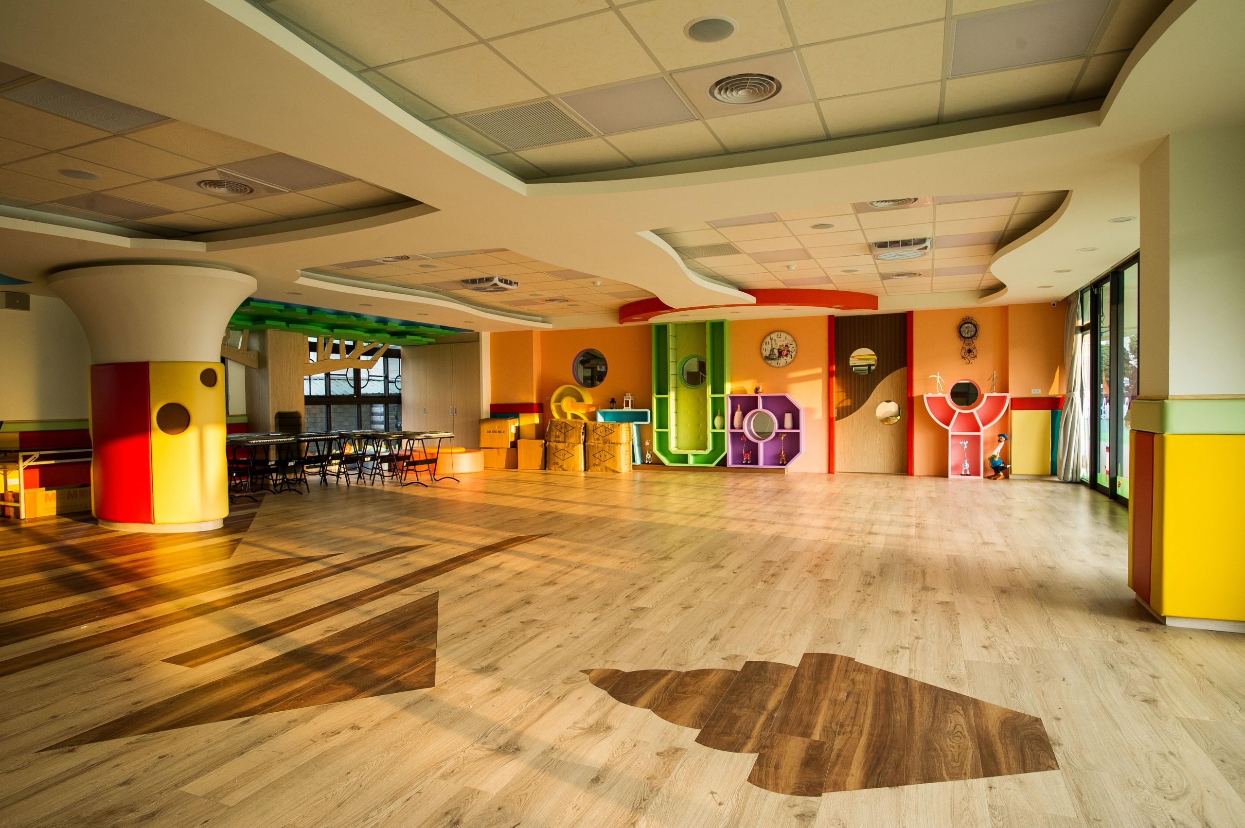 新北市成德幼兒園,宜蘭建築師事務所,德築幼兒園設計