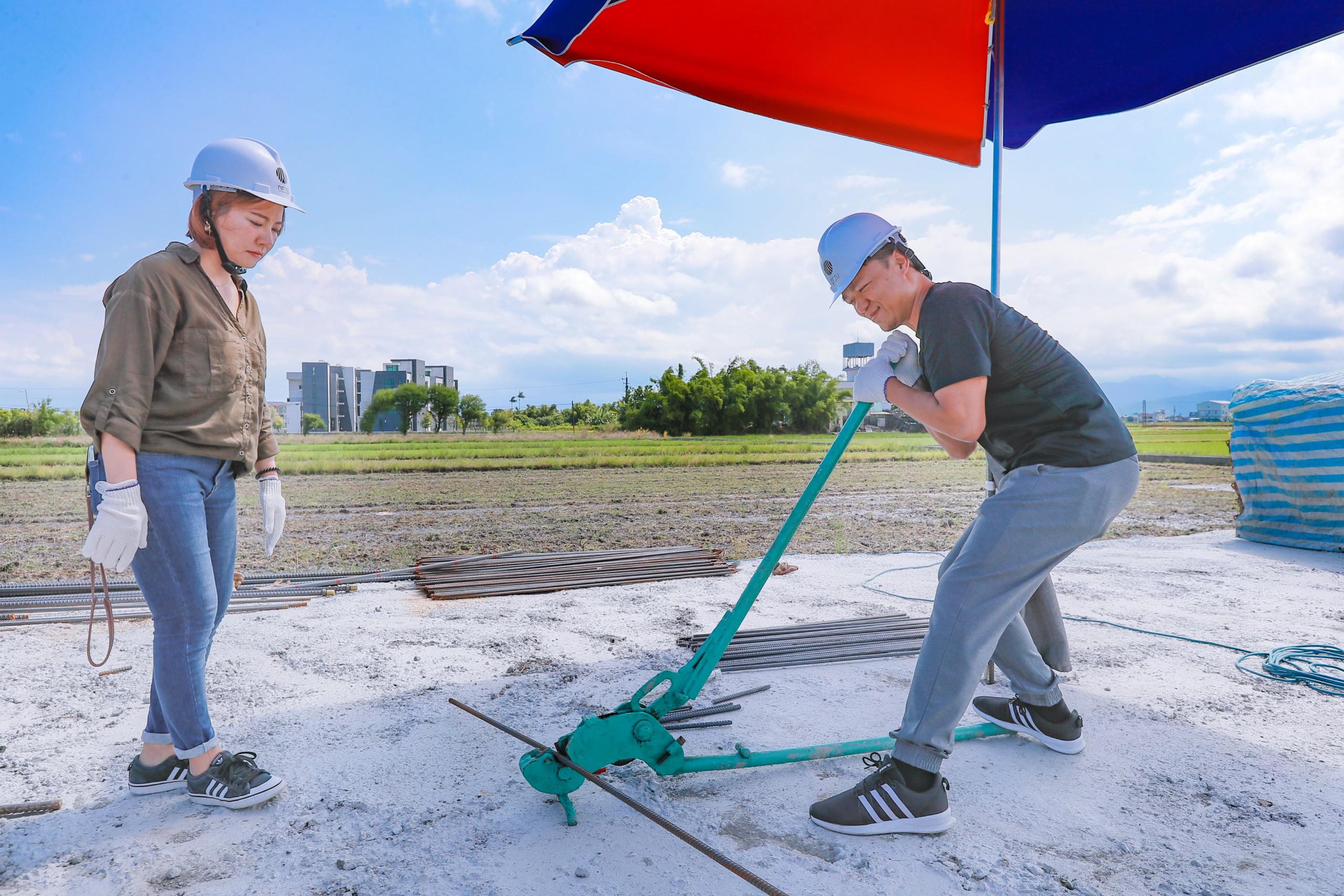 德築-DEZU-project-Zutian-architecture-activity-reinforcing-steel-4
