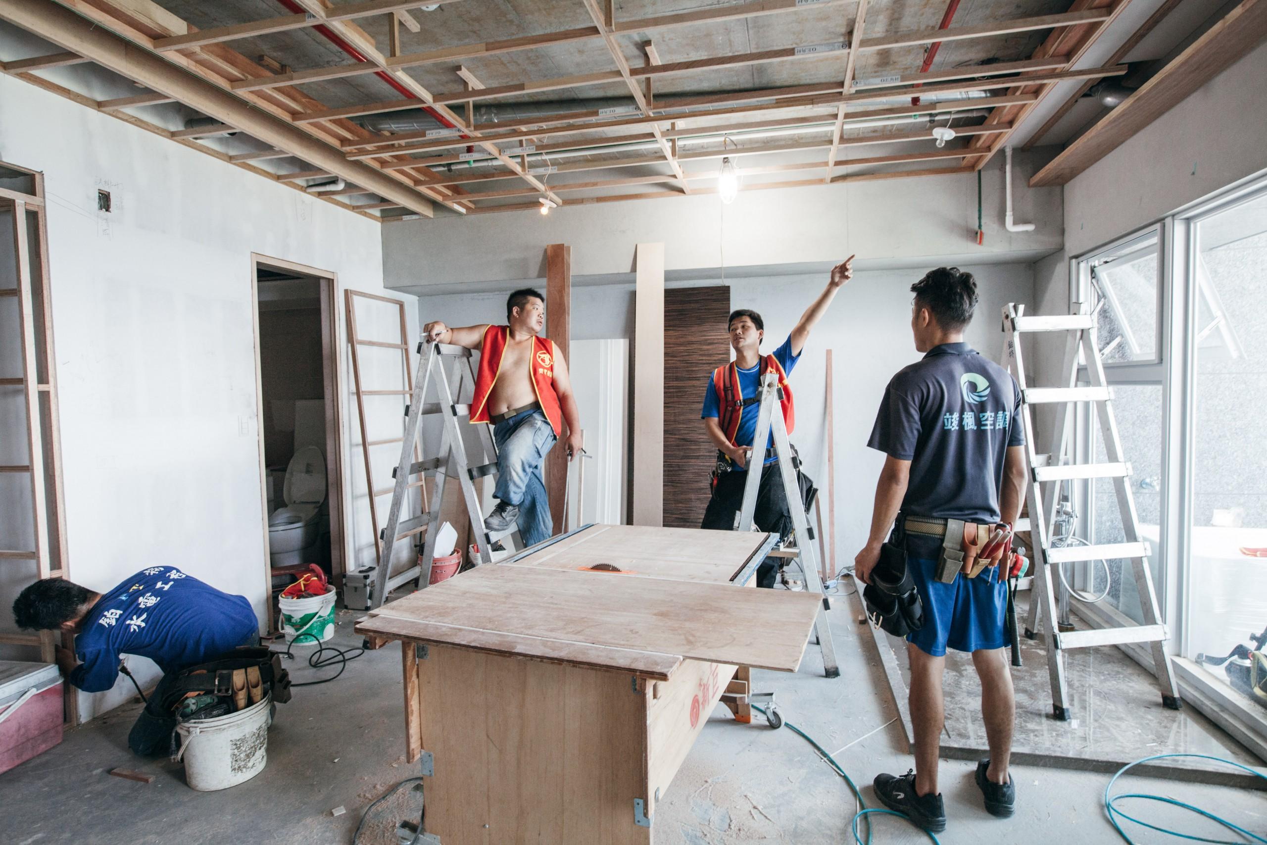 德築-DEZU-project-世界灣自宅裝修-architecture-interior-renovation-1