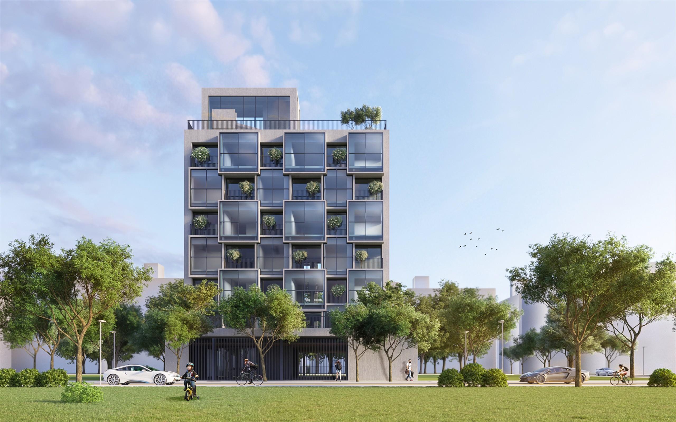 德築-DEZU-project-林口十現-architecture-building-3Drendering-2