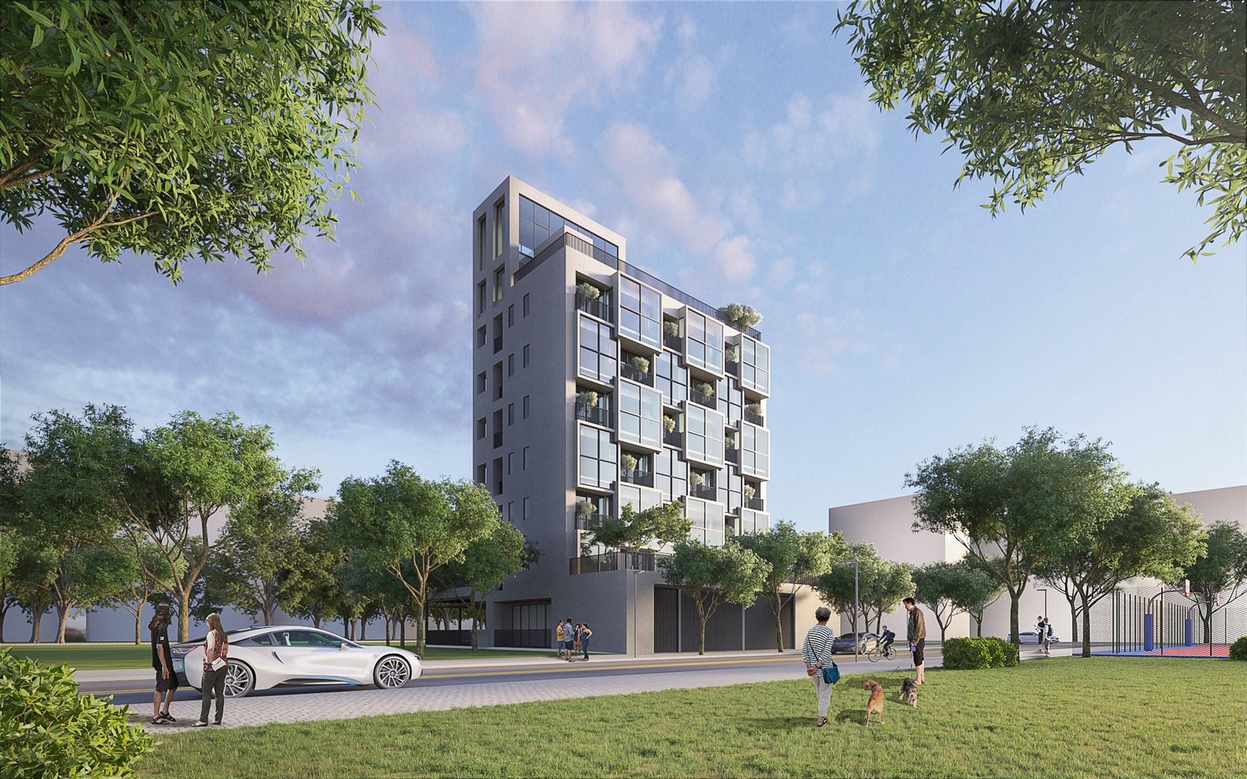德築-DEZU-project-林口十現-architecture-building-3Drendering-7