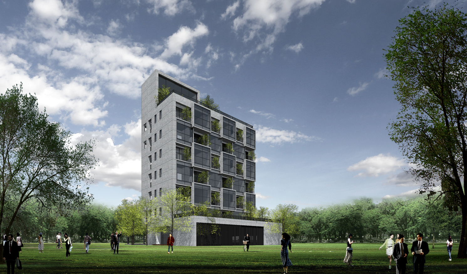 德築-DEZU-project-林口十現-architecture-building-perspective-1