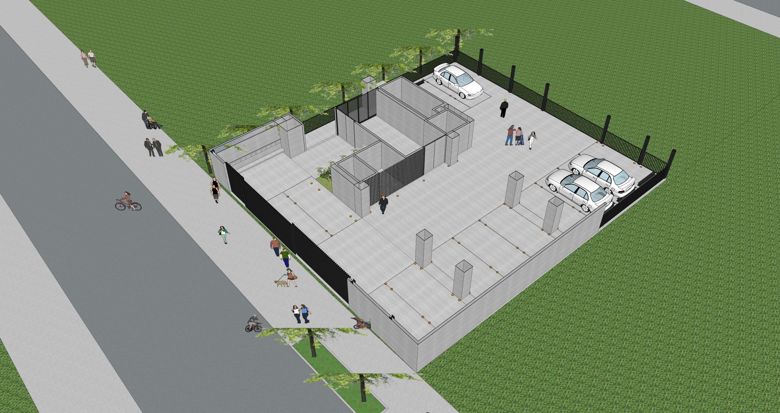 德築-DEZU-project-林口十現-architecture-building-perspective-2