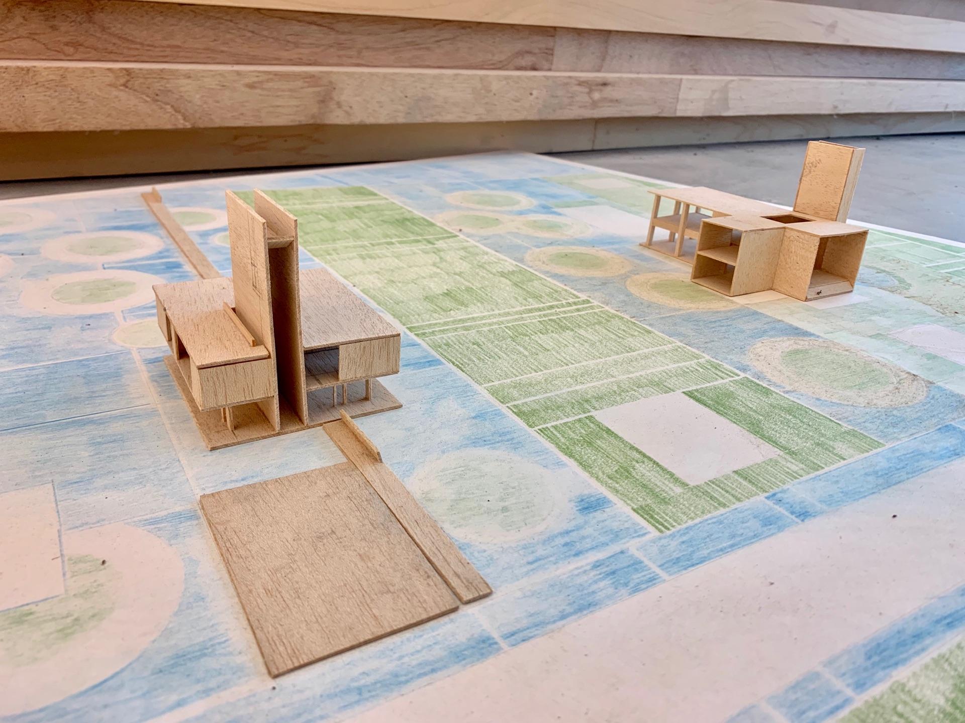 德築-DEZU-project-日光綠築-architecture-building-model-2