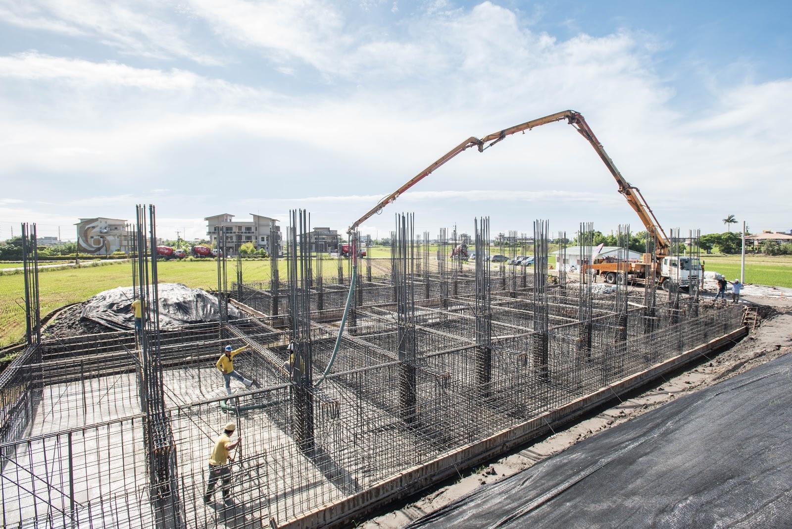 德築建設-宜蘭建案-築米-筏式基礎耐震
