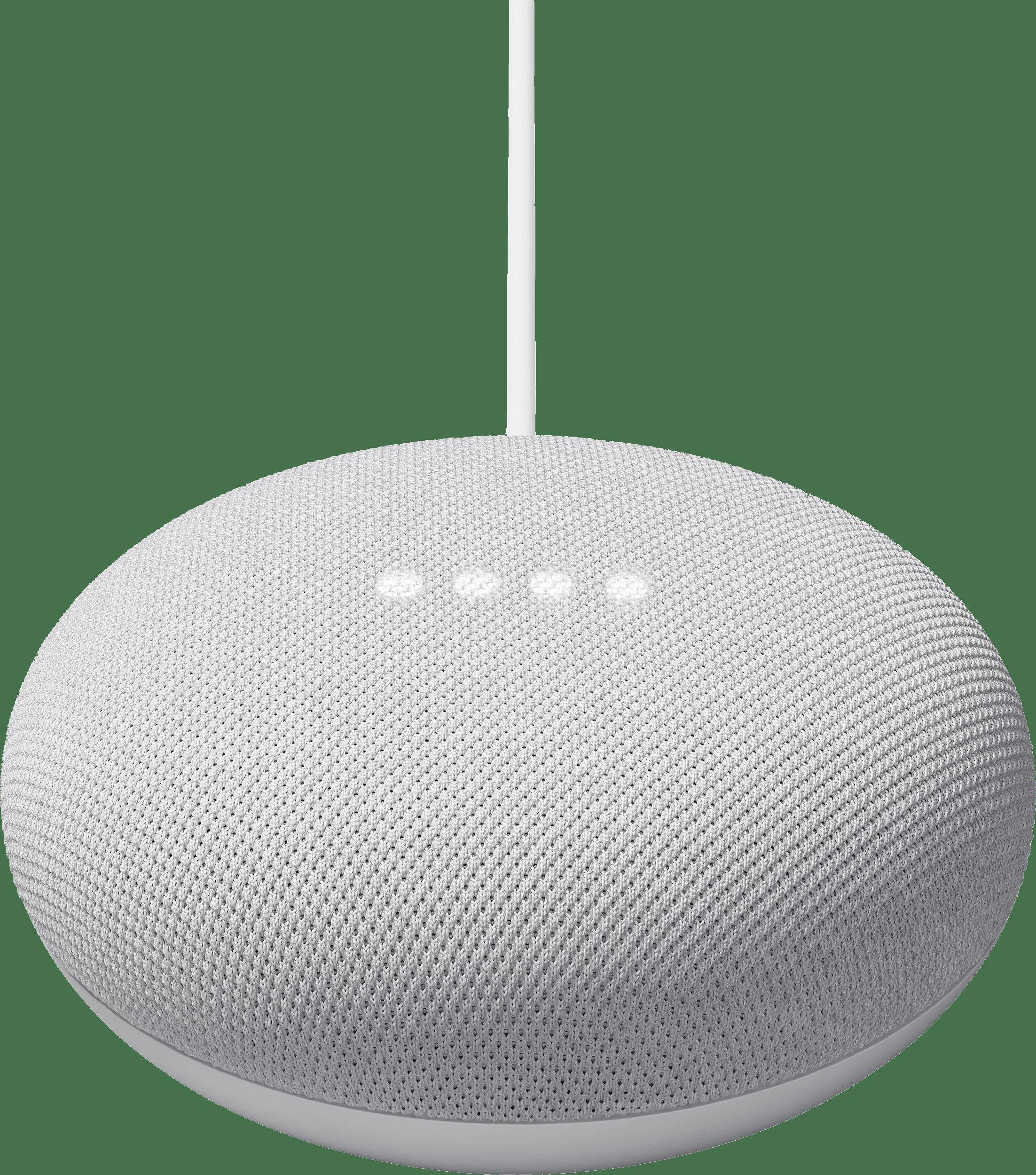 宜蘭德築建設,築米美學智慧宅,使用智慧家庭Google Nest Mini