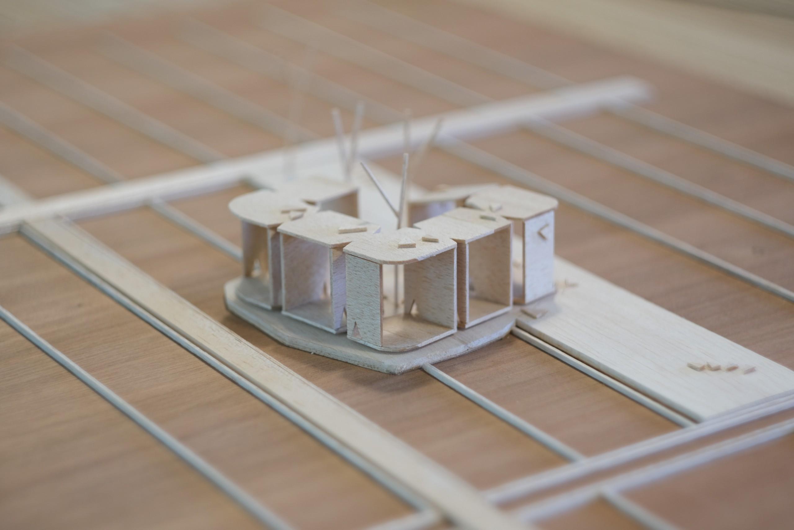 德築-DEZU-project-Zumi-architecture-building-model