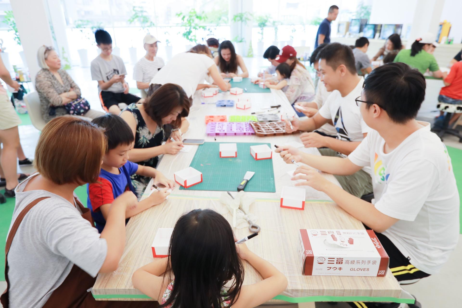 德築-DEZU-project-Zutian-activity-concrete-create-8