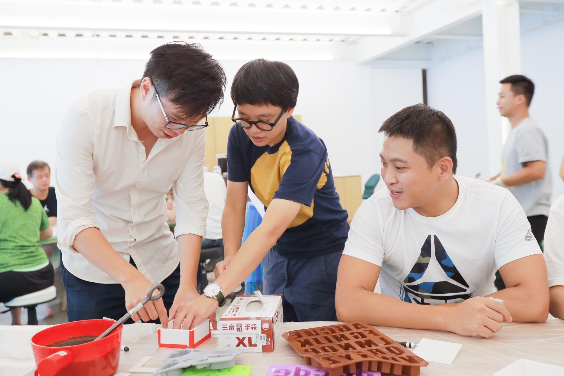 德築-DEZU-project-Zutian-activity-concrete-create-9
