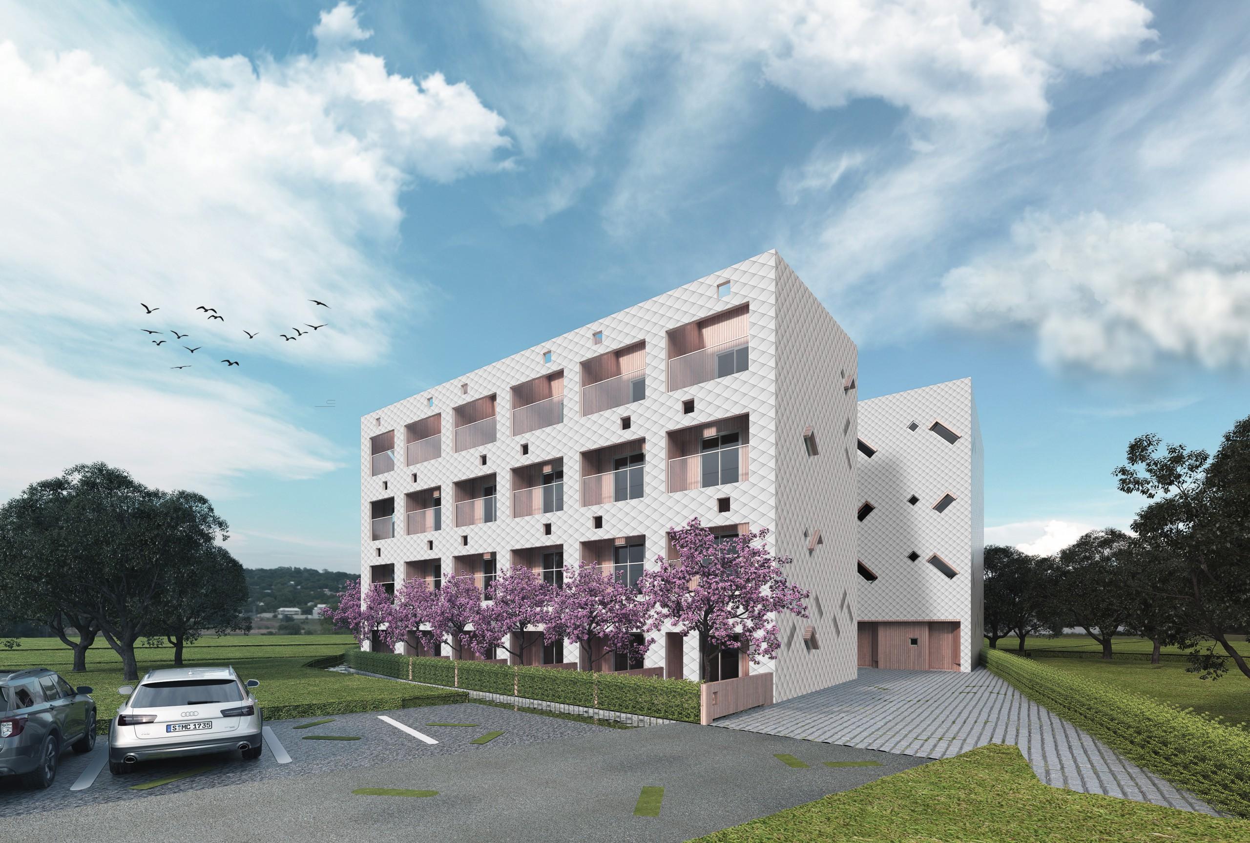 德築-DEZU-project-Zuyin-architecture-building-3Drendering-1