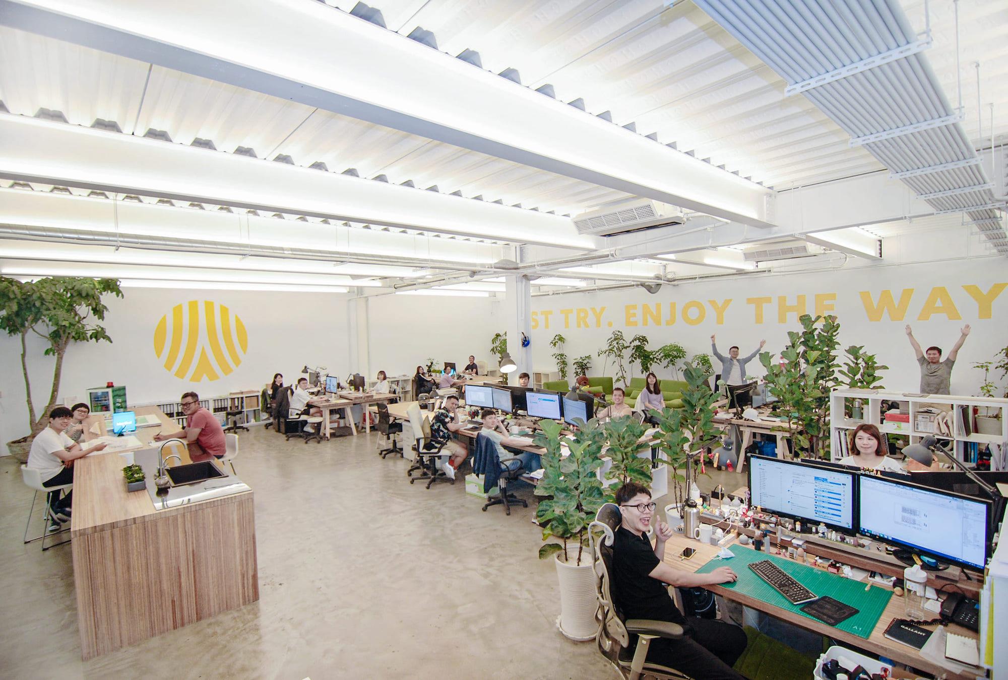 德築辦公空間-德築建築起緣