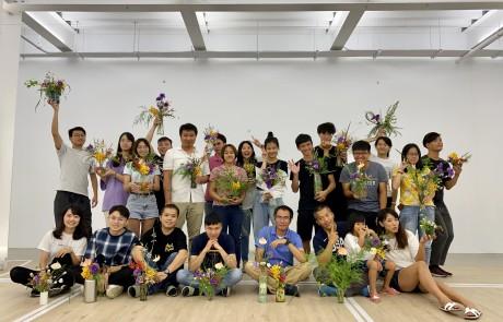德築-DEZU-workshop-flower-arrangement-2
