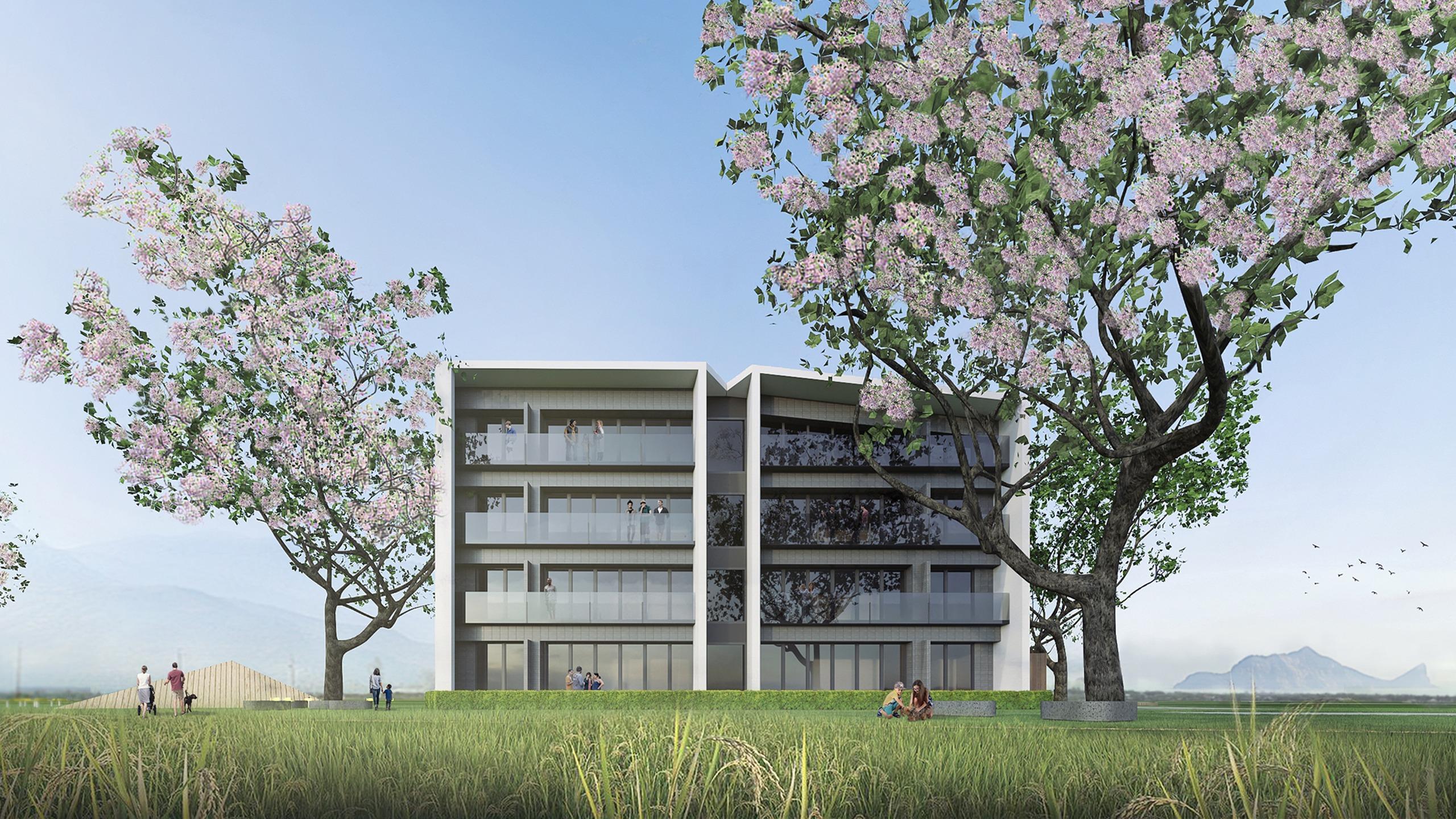 德築-DEZU-project-Zumi-architecture-3Drender