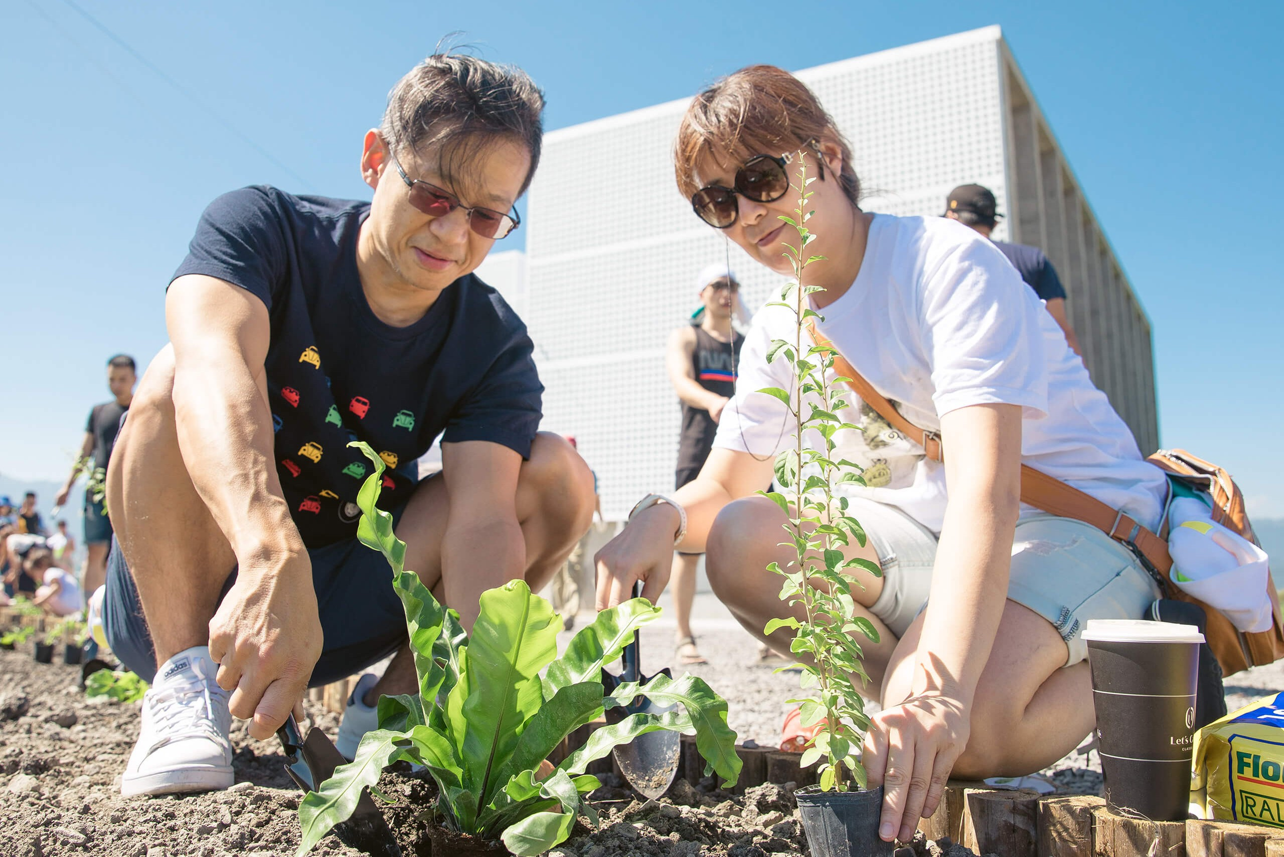 德築-DEZU-project-Zutian-activity-planting-party-2