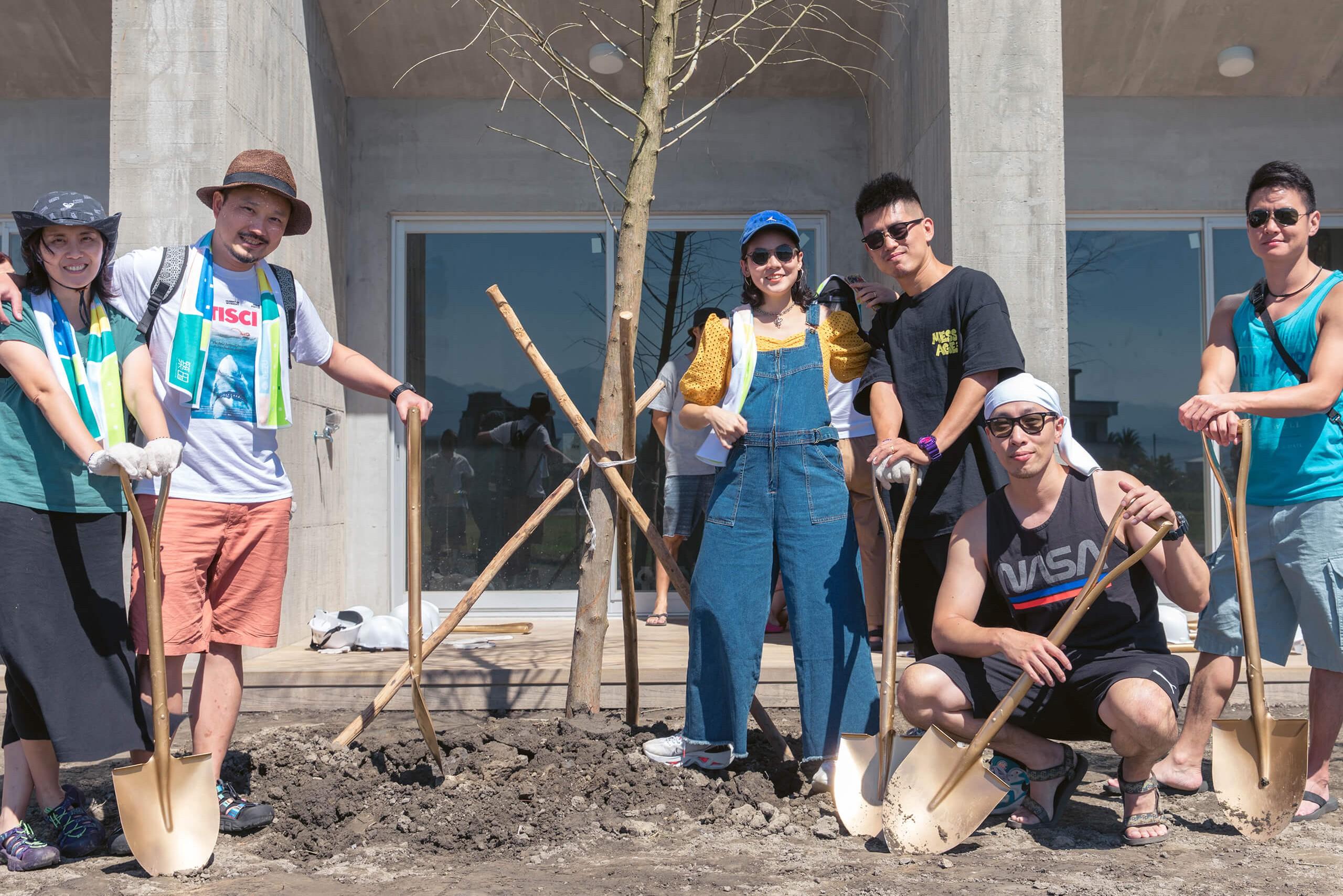 德築-DEZU-project-Zutian-activity-planting-party-3