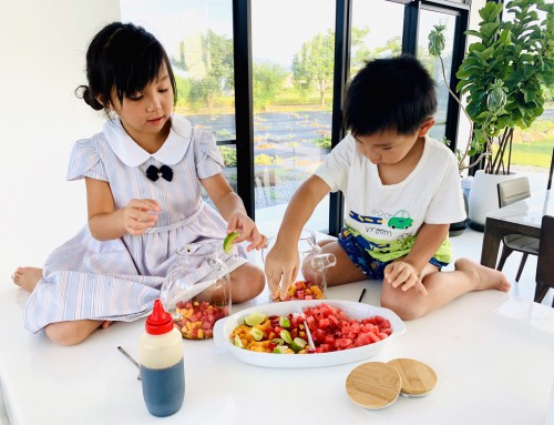 媽媽寶寶雜誌專訪:米其林餐廳在你家!孩子做飯、擺盤樣樣行,只要父母敢放手,台灣版小小廚神就在你家!