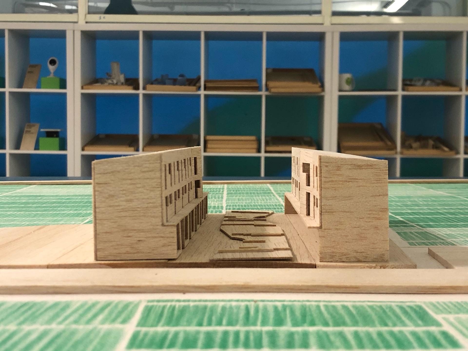 德築-DEZU-project-Zuxing-architecture-build-model-1