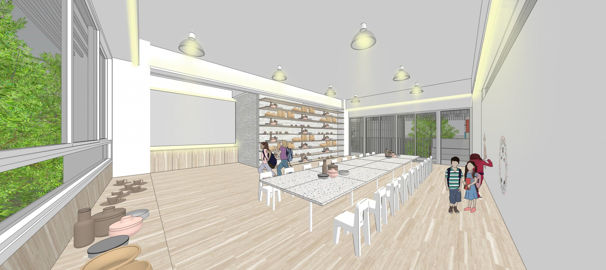 德築-DEZU-project-淡海大芽幼兒園-architecture-3Drendering-2