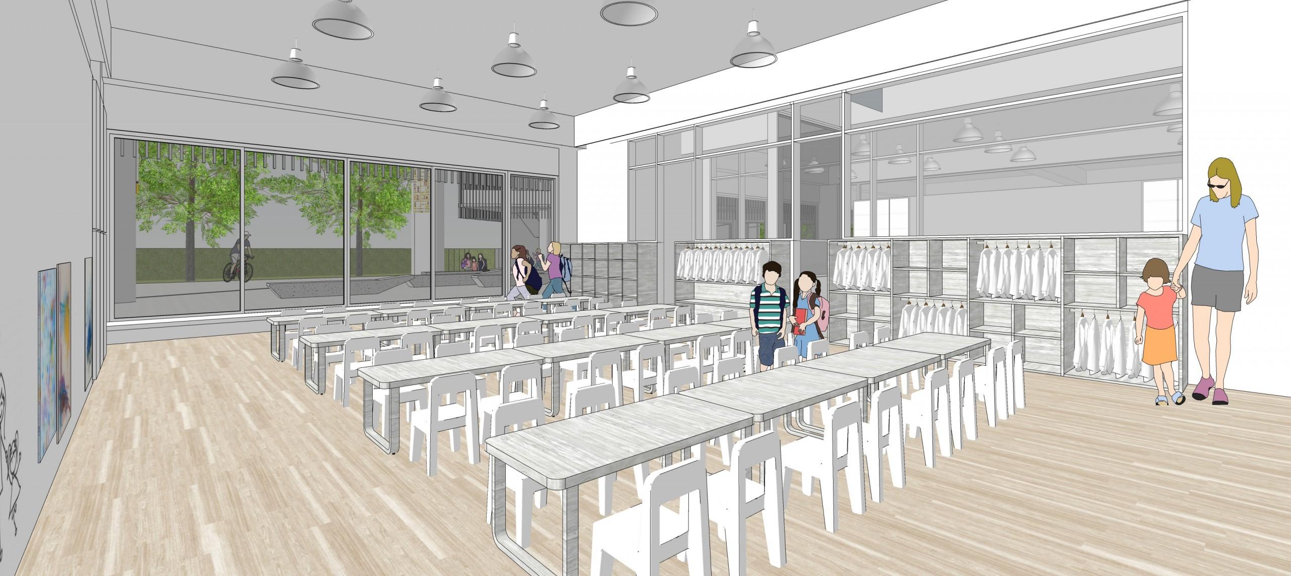 德築-DEZU-project-淡海大芽幼兒園-architecture-3Drendering-3