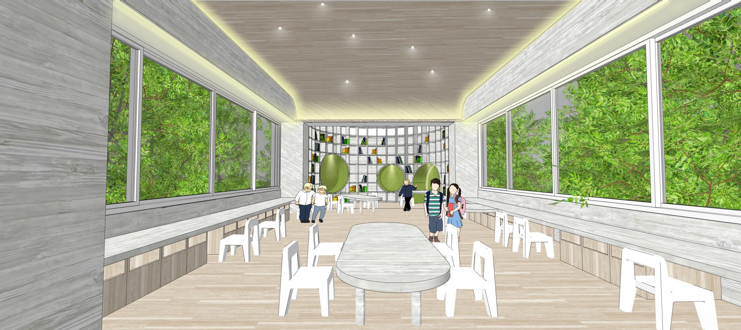 德築-DEZU-project-淡海大芽幼兒園-architecture-3Drendering-6