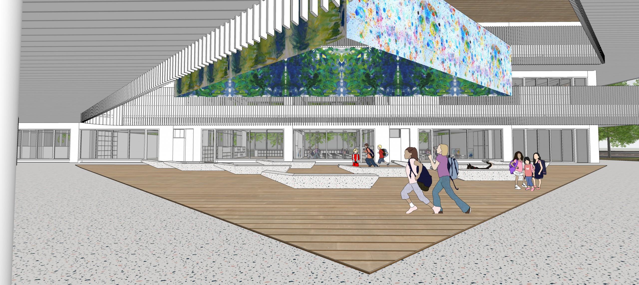 德築-DEZU-project-淡海大芽幼兒園-architecture-3Drendering-7