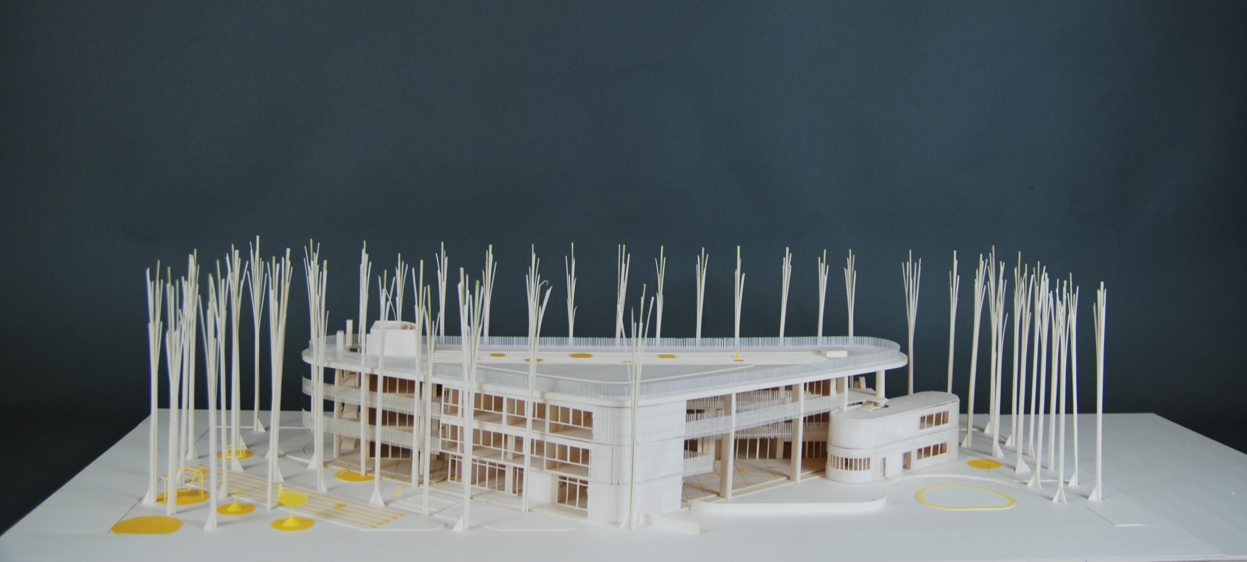 德築-DEZU-project-淡海大芽幼兒園-architecture-building-model-1
