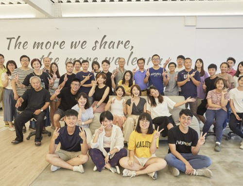 Vamos Sports翊起運動與德築團隊交流,創造運動與美學生活的多元火花!