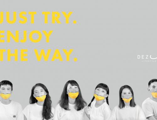 DEZU Lifestyle美學設計,一起戴上微笑吧!